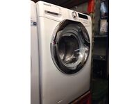 HOOVER 9KG 1600 A+++ SPIN WHITE WASHING MACHINE RECONDITIONED