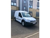 Ford transit connect lwb high top for sale ( no vat )