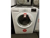 Brand New HOOVER WDXOC 485A Smart 8 kg Washer Dryer - White