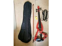 Electric Violin (red)