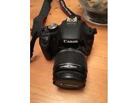 Canon 500d camera