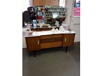 1950s/1960s Vintage dressing table