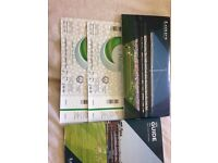 2 lords tickets for upper Compton 70 each