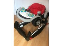 'My Child' Coupe Baby Walker & Rocker