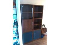 Wooden storage unit - real pine