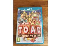 WiiU captain Toad game
