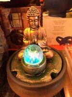 Electric fountain w/ buddha's protection $29.99 each