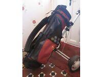 Rogue Omen Golf Set