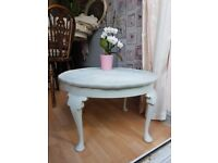 lovely table shabby chic