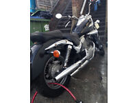 Suzuki Intruder VL 125cc Only 12313 miles on the Clock!!!