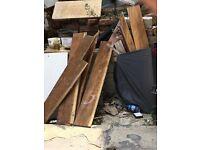 Free bits of wood