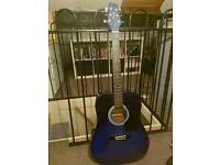 STAGG ACOUSTIC GUITAR FOR SALE