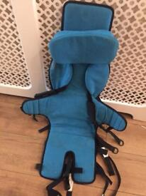 Size 1 firefly go to seat