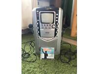 Welltech karaoke machine