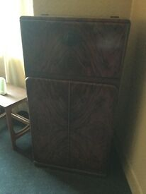 Two 1950s pieces of furniture