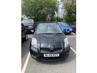 Toyota, YARIS, Hatchback, 2009, Manual, 1329 (cc), 5 doors