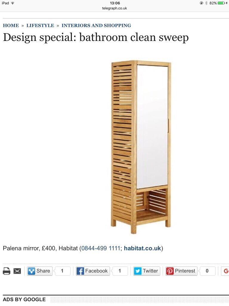 Fancy Habitat Bathroom Cabinet Elaboration - Home Design Ideas and ...