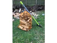 Seasoned Kindling Starter Wood (Approx 7-8kg)