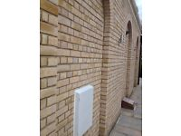 Bricklayers ��195 a day in Marlow. Hods ��120