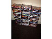 DVD collection. DVD bundle. DVD job lot.
