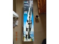 Revell Saturn V Rocket Scale 1:96