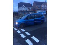 Vauxhall zafira gsi/vxr 7 seater