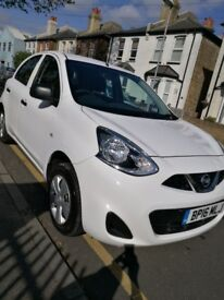 2016 NISSAN MICRA 1.2 PETROL 4000!!! MILES EXCELEND CONDITION