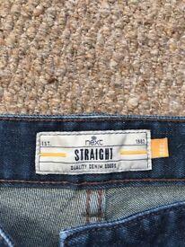 Jeans - Blue 36in waist XL leg 35in