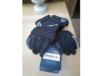 New womens waterproof motorcycle gloves - Rev It! Drifter 2 H20 Size Medium