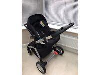 Mothercare Roam Travel System & Isofix Car Seat Base