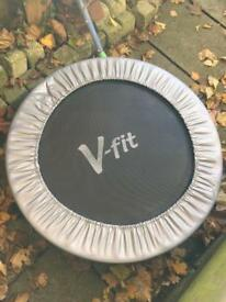 V-Fit small trampoline