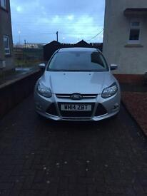 Ford Focus zetec 1.6tdci 2014 need gone 25th jan