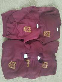 Childrens school jumpers