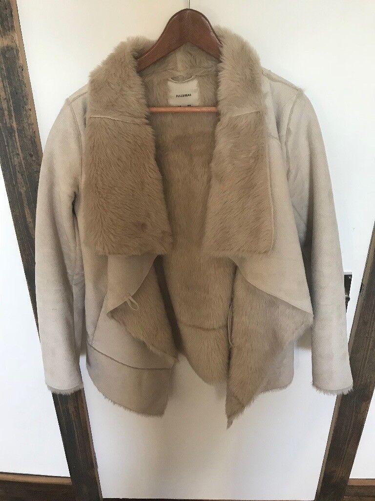 Pull & Bear Ladies Jacket Size Small