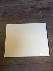 White ceramic tile job lot