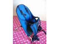 CHILD BABY BACK CARRIER COMFORTABLE NOT CAR SEAT PUSHCHAIR MOTHERCARE SILVERCROSS