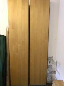 Tall Cupboard with shelves