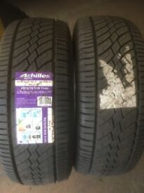 TYRES 275/70R16 NEW