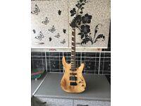 Aria electric guitar £60 cash