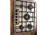 Gas hob like new excellent condition 5 burner