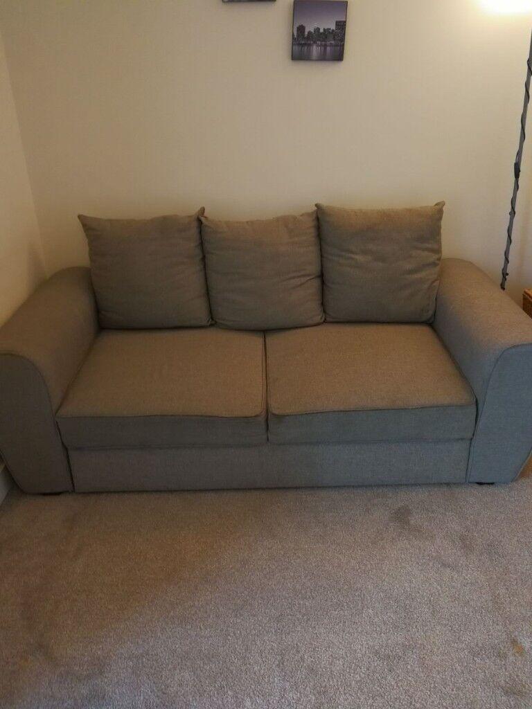 Astounding Big Sofa Bed For Sale In Cambridge Cambridgeshire Gumtree Theyellowbook Wood Chair Design Ideas Theyellowbookinfo