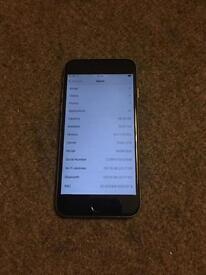 I Phone 6 Grey Unlocked