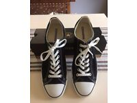 Converse Chuck Taylor All Star Trainers, Black, Men's Size 11