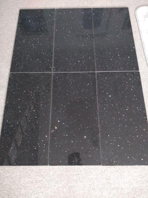 Black Sparkle Floor Tiles White Wall Tiles In Glasgow Gumtree