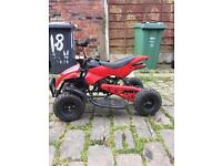 Kids mini quad 50cc