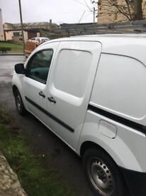 Renault Kangoo Window Cleaning Van