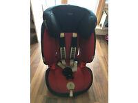 Britax Evolva 1-2-3 plus car seat