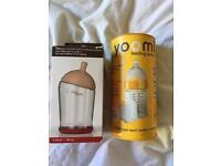 Special feeding bottles yoomi and mimijumi