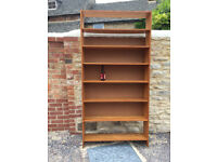 Sturdy Pine Bookshelves