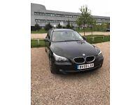 QUICK SALE - 2009 BMW 520D Estate, semi auto